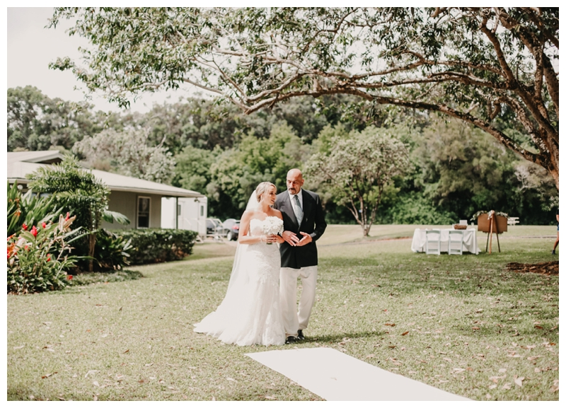 Sunset Ranch Wedding Hawaii Wedding Photographer