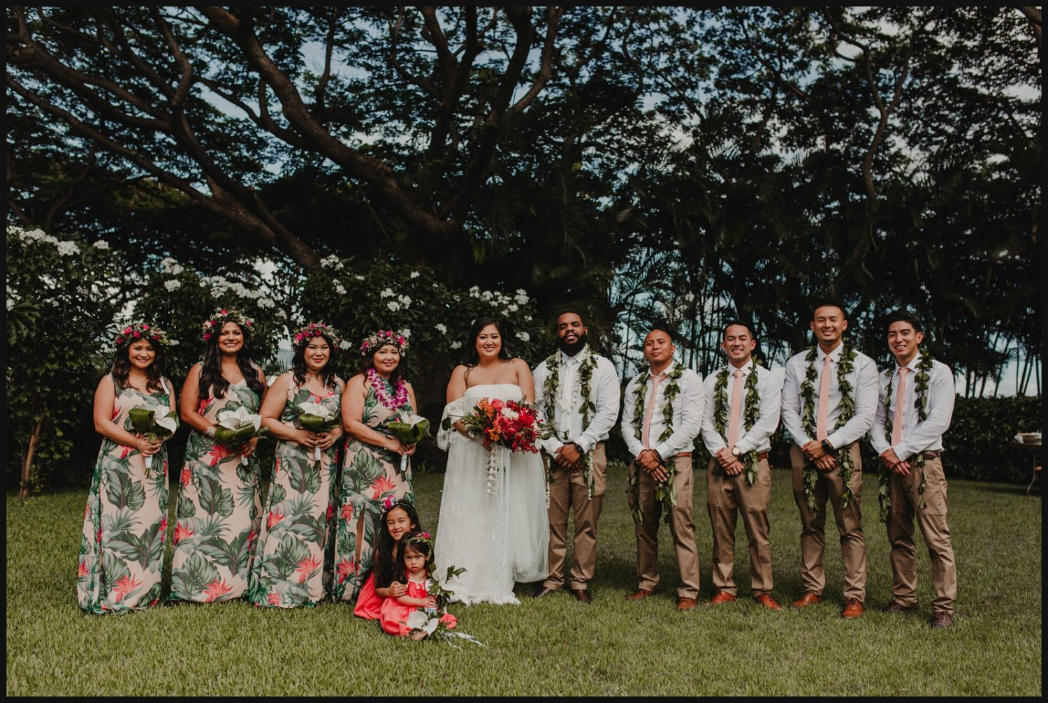 Oahu Hawaii Wedding Photography and Videography